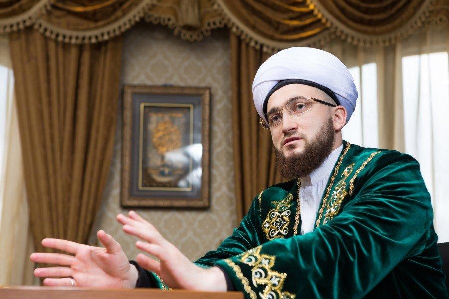 МуфтийРТ предложил сделать мусульманскоеТВ