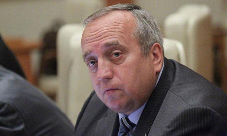 Обвинения вадрес спикера Государственной думы Володина прозвучали вКремле