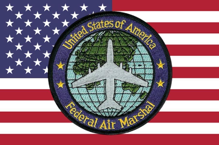 Американский воздушный маршал забыла пистолет втуалете самолета