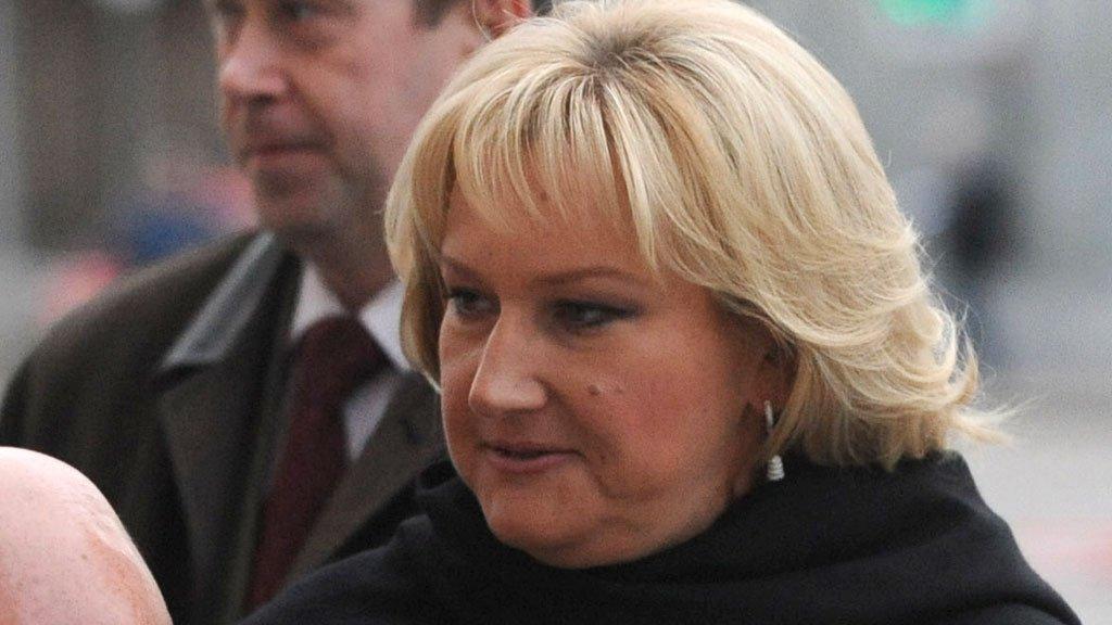Елена Батурина стала богатейшей дамой  Российской Федерации  поверсии Forbes