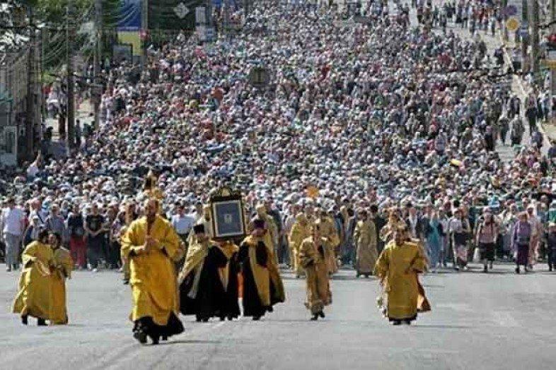 Пасхальный Крестный ход пройдет вПятигорске