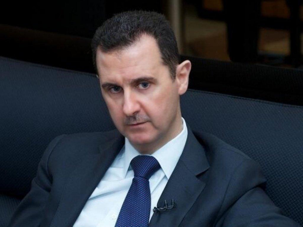 Асад поведал  опереговорах сРоссией попоставкам оружия