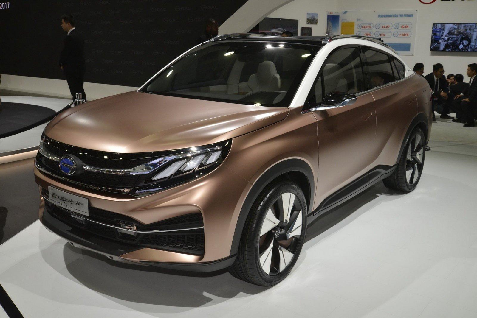 GAC Motor сообщает об изменении названия бренда Trumpchi