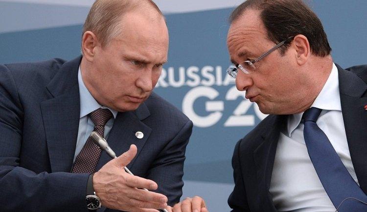 Песков: РФподдерживает Фийона ввопросе создания антитеррористической коалиции