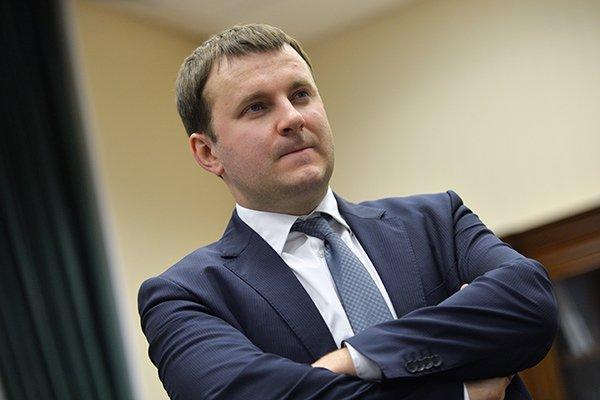 Руководитель  Минэкономразвития объявил  оскором ослаблении рубля