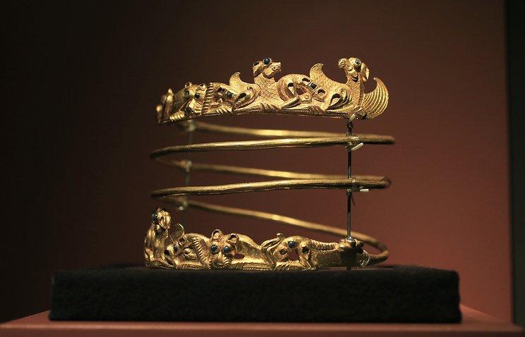 Суд Амстердама получил апелляцию поскифскому золоту