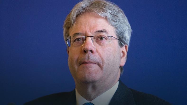 Джентилони: Италия поддержит общее решение попродлению санкций противРФ