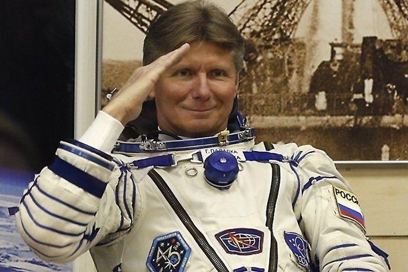 Рекордсмен попребыванию вкосмосе Геннадий Падалка покинет отряд космонавтов