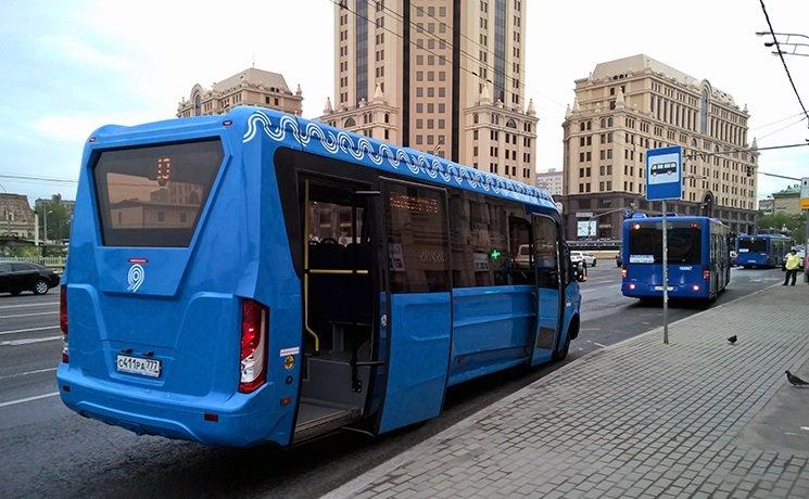 Порядка 50 новых маршрутов автобусов появятся в российской столице