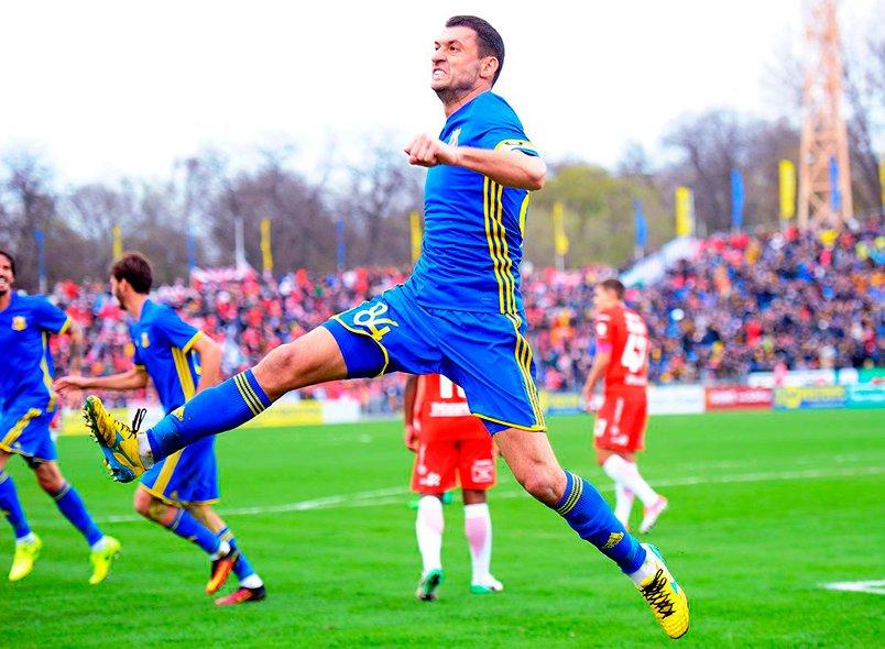 «Ростов» праздновал крупную победу над «Спартаком»