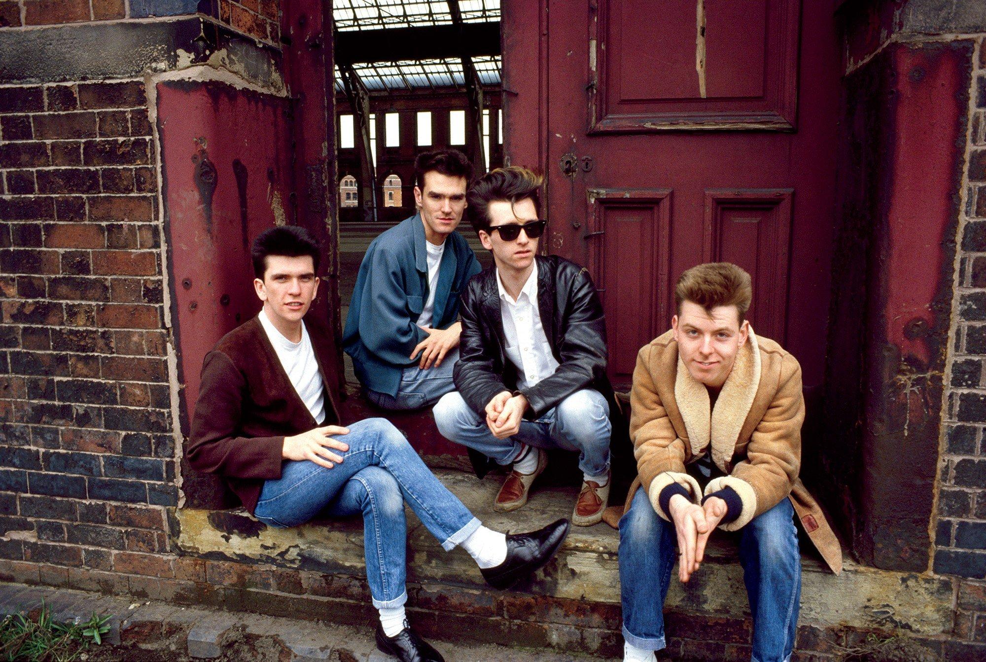 Группа The Smiths выпустила пластинку спредостережением оДональде Трампе
