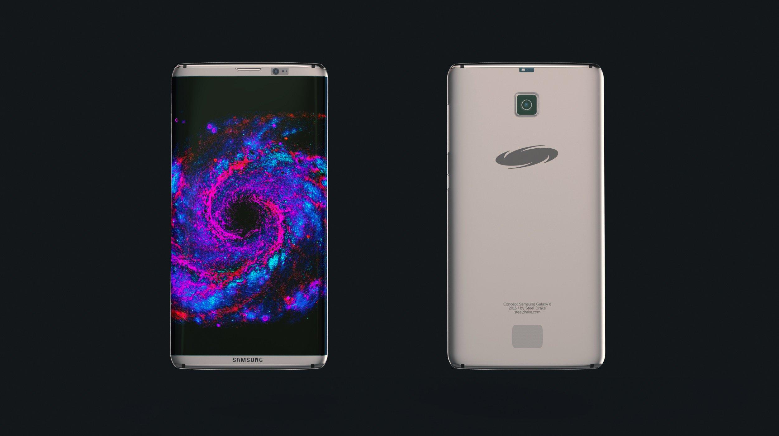 Компания Самсунг удерживает поставки Galaxy S8 иS8+