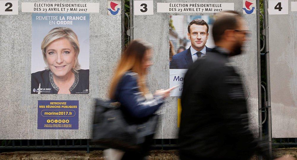 Предвыборный штаб ЛеПен забыл отправить лозунги нанесколько участков
