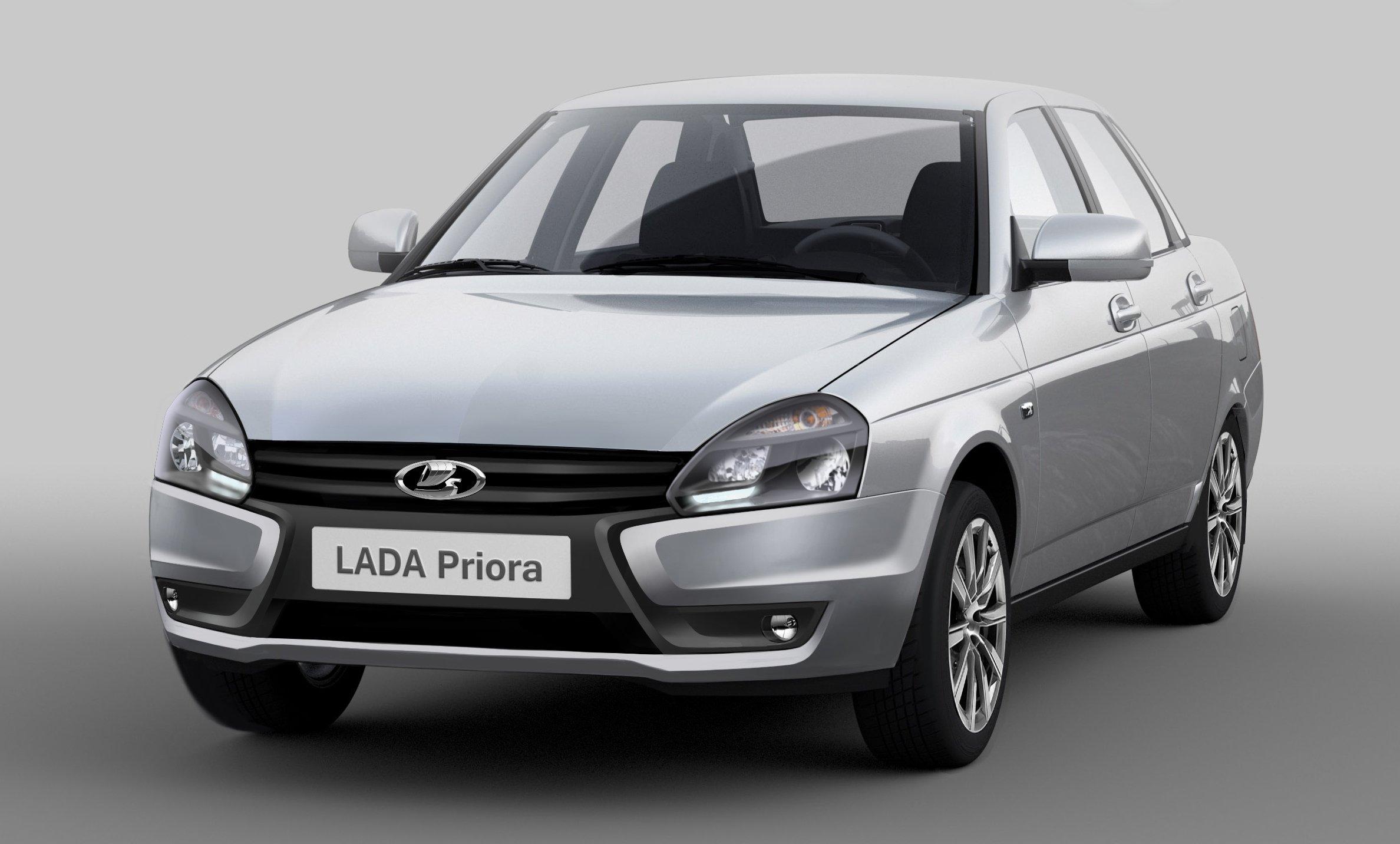 «АвтоВАЗ» выпустил 1-ый экземпляр Лада Priora десять лет назад