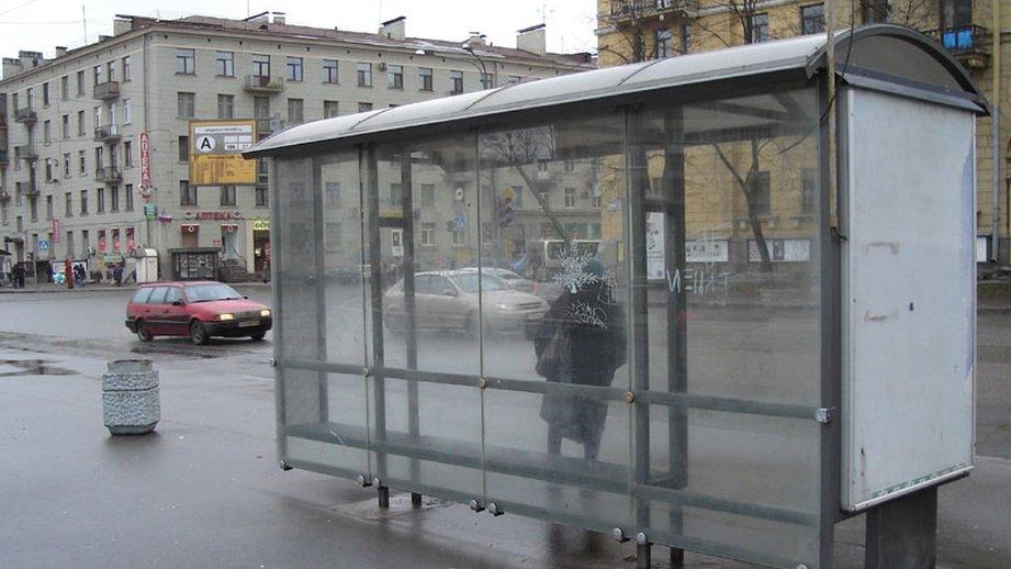 Ураганный ветер перевернул несколько остановок— Ставрополь