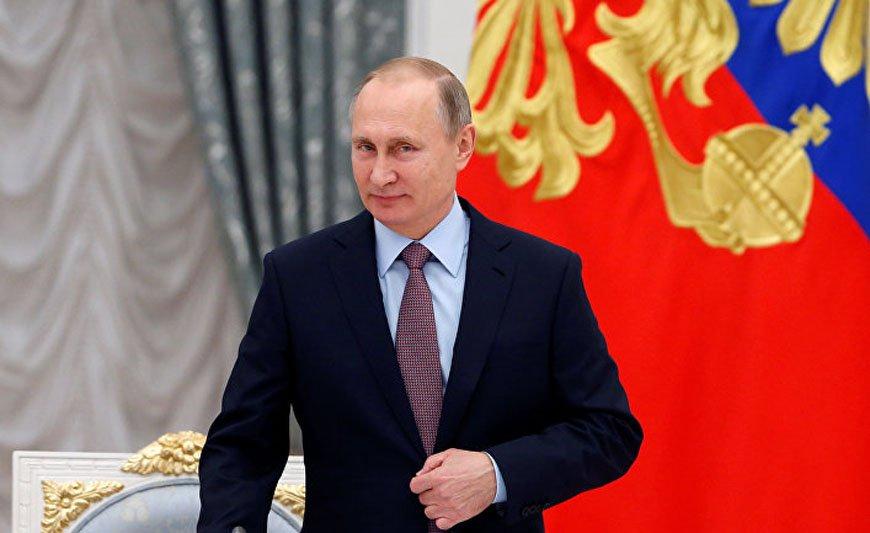 Жители России перечислили основные достижения В. Путина