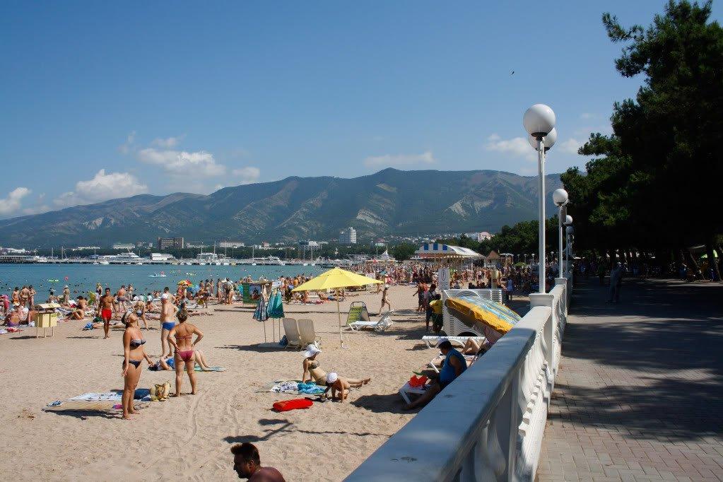 Пляжи Краснодарского края поделят наклассы