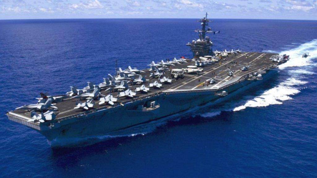 США иЯпония провели общие учения поперехвату ракет КНДР