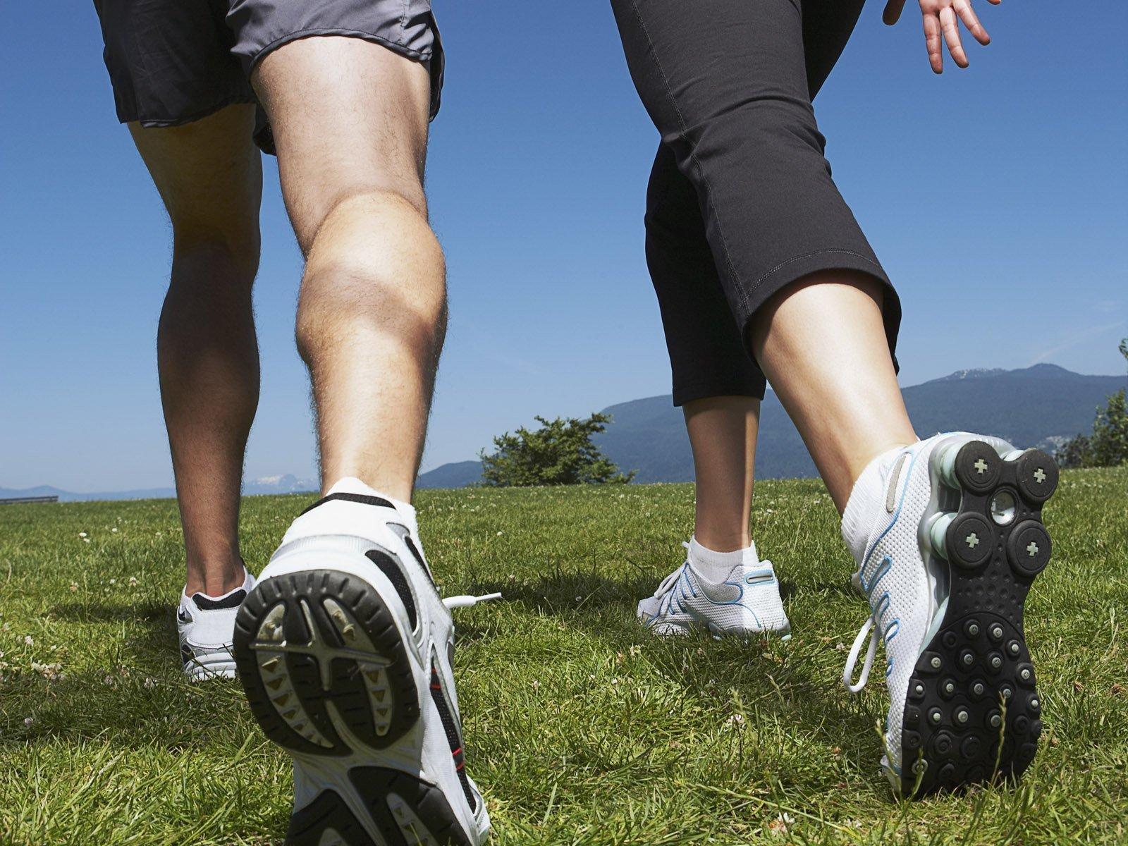 Ученые установили, что ходьба улучшает память