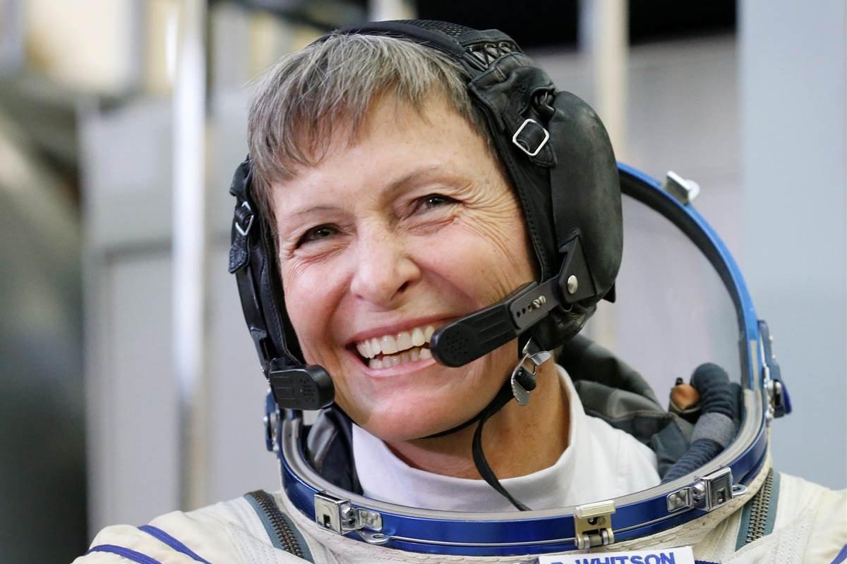 индекс села астронавт пегги уитсон фото какая должна была