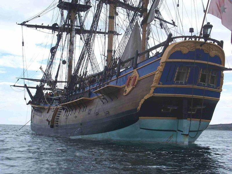 Ученые изКрасноярска реконструируют торговое судно XIX века