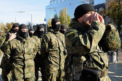 ВМариуполе произошел конфликт между солдатами «Азова» истудентами-иностранцами