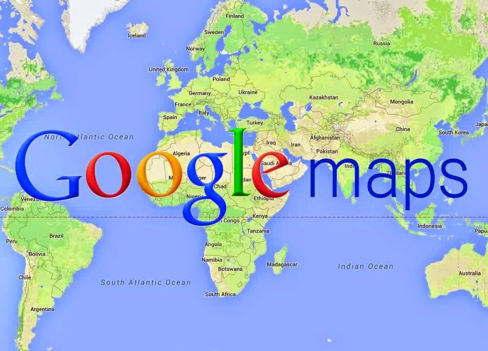Google Maps начал автоматом переводить места иотзывы накартах