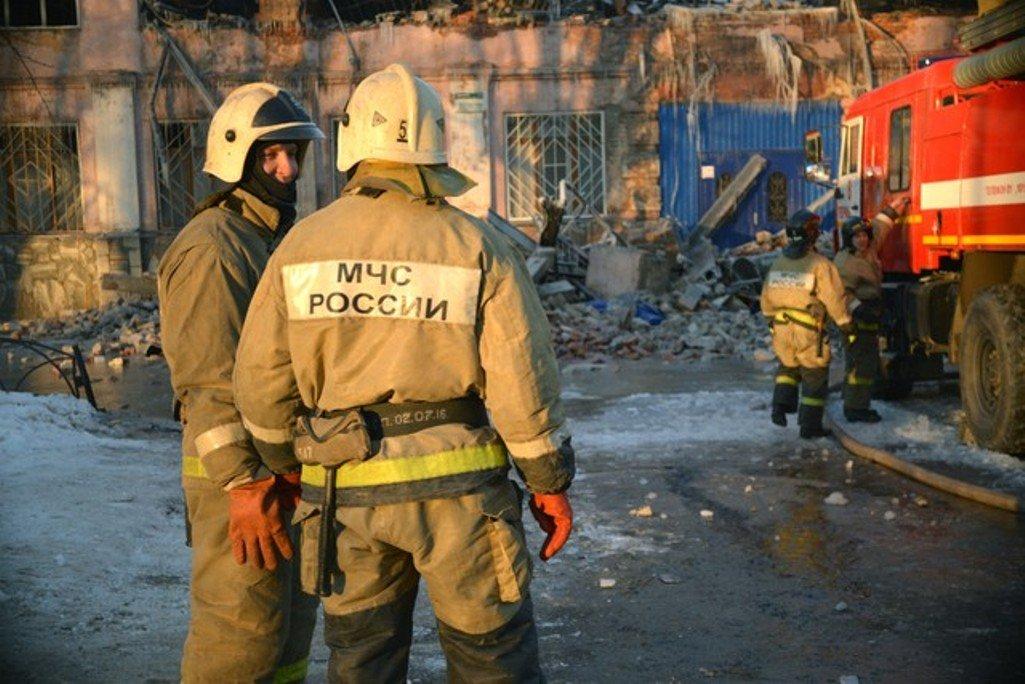 ВПерми напожаре работники Росгвардии эвакуировали два десятка жильцов