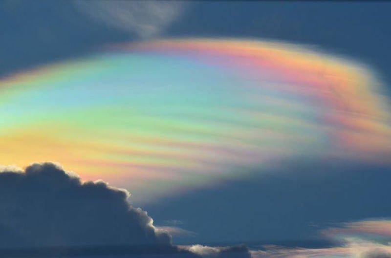 Ученые пояснили происхождение необыкновенных облаков накартине Эдварда Мунка «Крик»