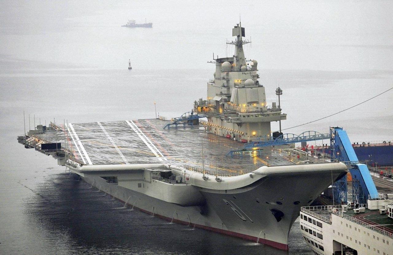 КНР спустил наводу свой 2-ой посчету авианосец