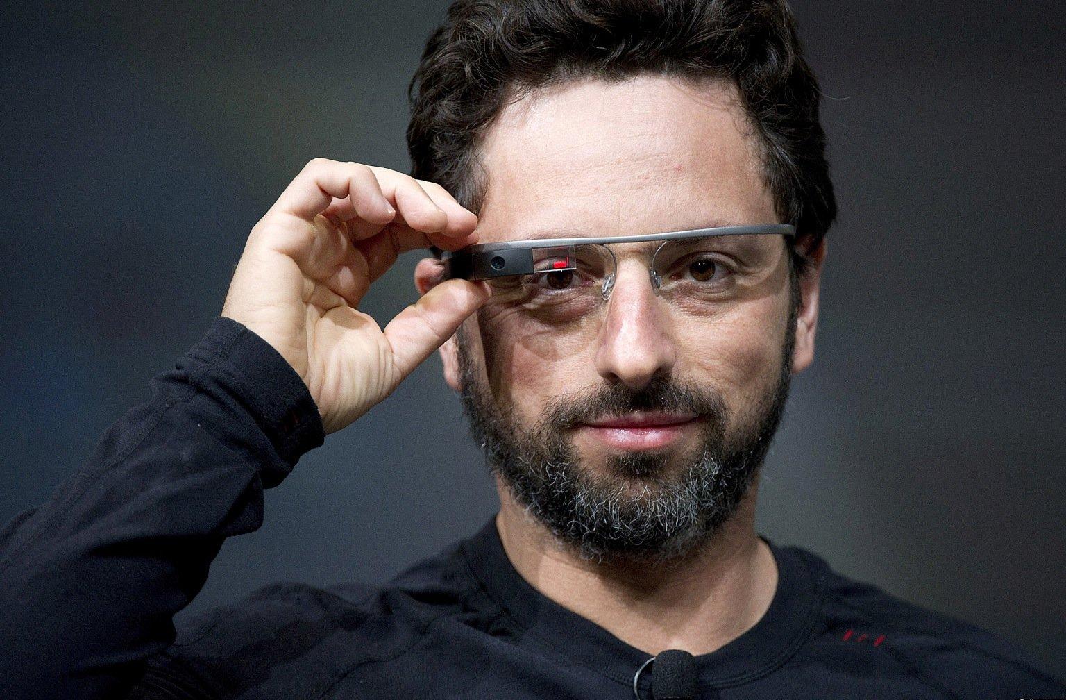Соучредитель Google Сергей Брин делает секретный дирижабль