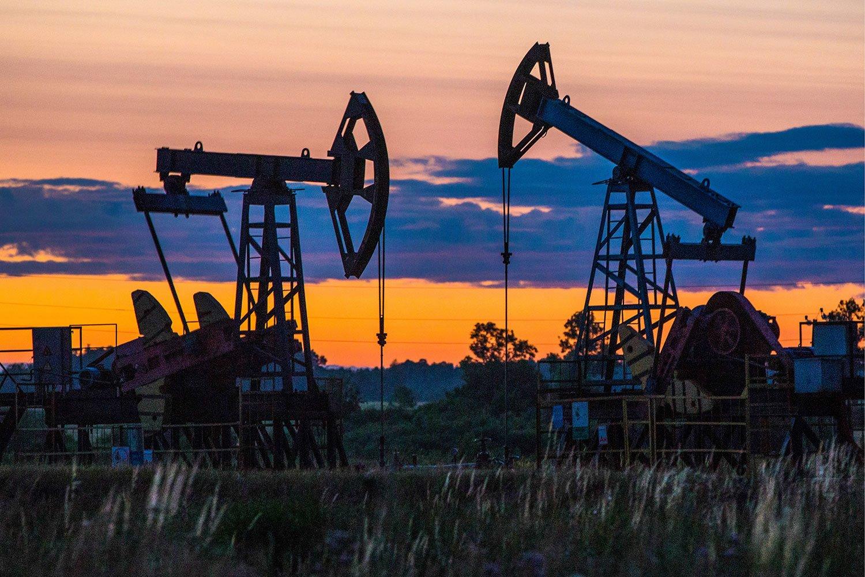 Цена нефти растет после понижения вчетверг