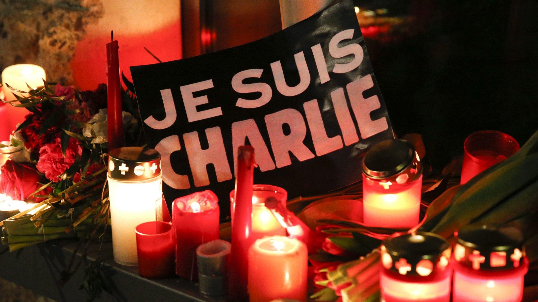 ВоЕвропе задержали десять человек поделу онападении наCharlie Hebdo