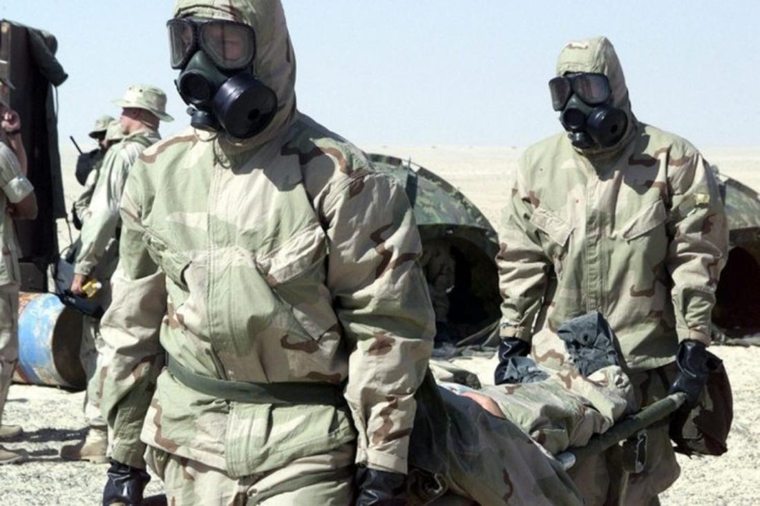 Франция официально обвинила власти Сирии вхимической атаке вХан-Шейхуне