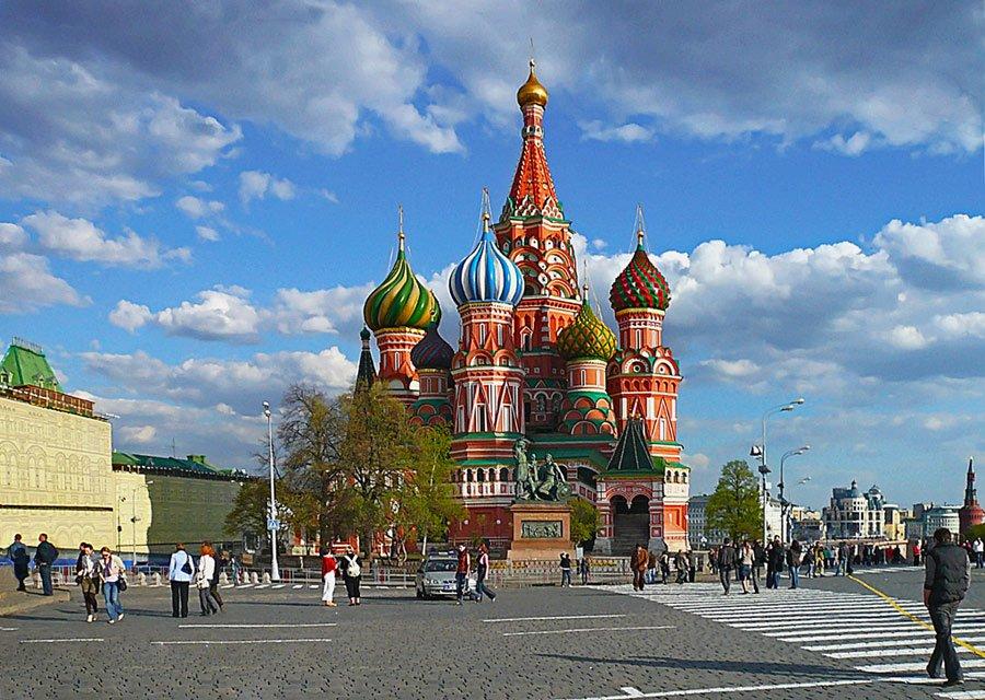 Апрель в российской столице стал самым «мокрым» сначала века