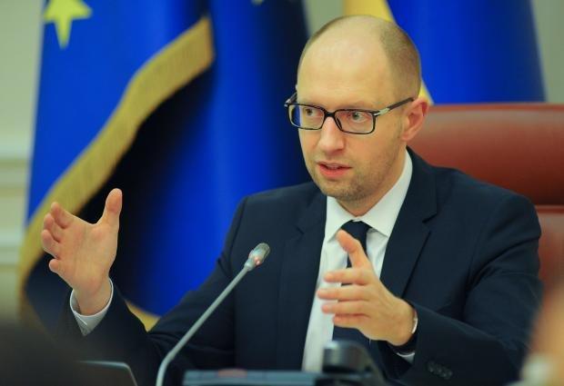 МВД Украины получило копию обращенияРФ вИнтерпол орозыске Яценюка