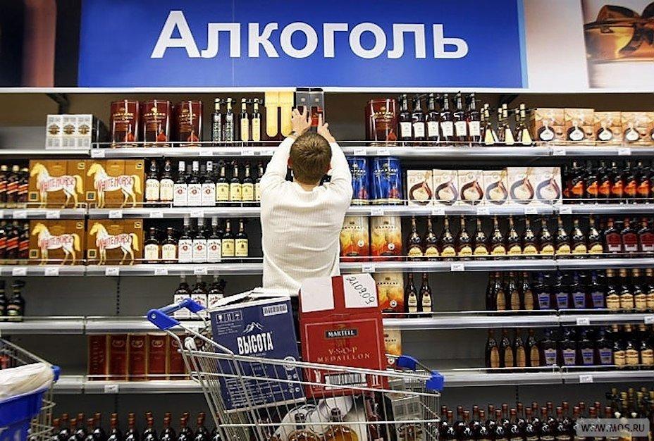 Законодательный проект озапрете продажи алкоголя до21 года внесен в Государственную думу