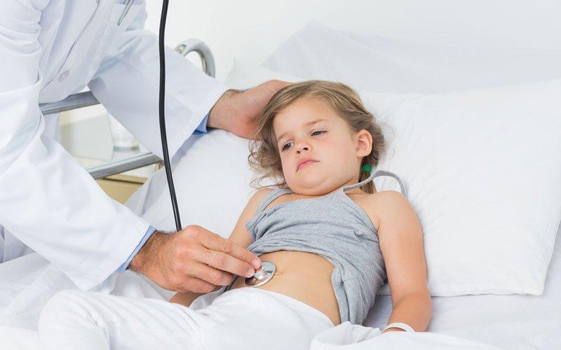Десять детей отправлены вмед. учереждение вОренбурге сострой кишечной инфекцией