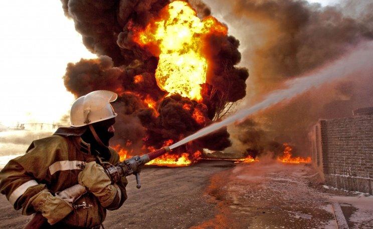 Президент Российской Федерации Владимир Путин поздравил сДнем пожарной охраны