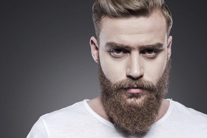 Мужчинам-бородачам легче вести бизнес, ичувствуют они себя увереннее