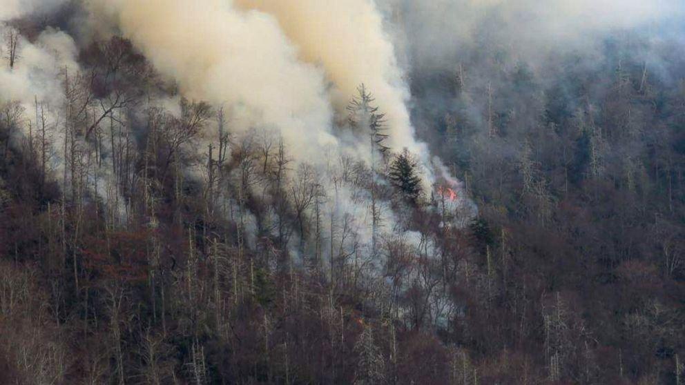 Пожары вБурятии спровоцировали превышение уровня опасных веществ