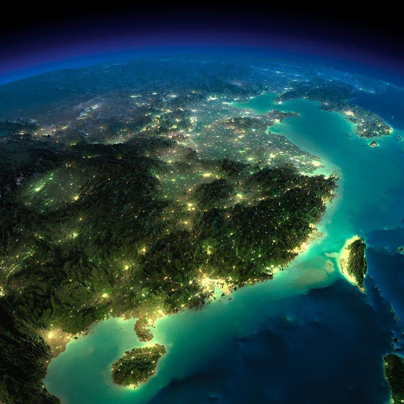 Французский астронавт продемонстрировал навидео «тонкую зеленую линию» Земли