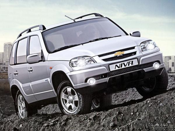 Chevrolet Niva весь апрель можно приобрести по скидке