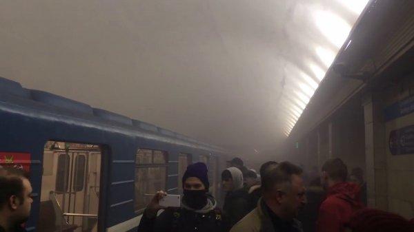Украинские пользователи соцсетей поглумились над взрывами в метро Петербурга