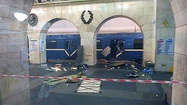 Дмитрий Медведев приказал предоставить необходимую помощь пострадавшим в Санкт-Петербурге
