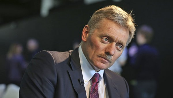 В Кремле опровергли связь переноса Прямой линии с Путиным с протестами