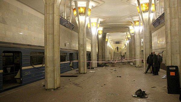 ЕС, НАТО и США выразили соболезнования пострадавшим в метро Санкт-Петербурга