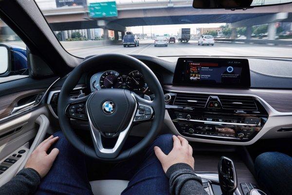Ford и GM лидируют в разработке беспилотных автомобилей