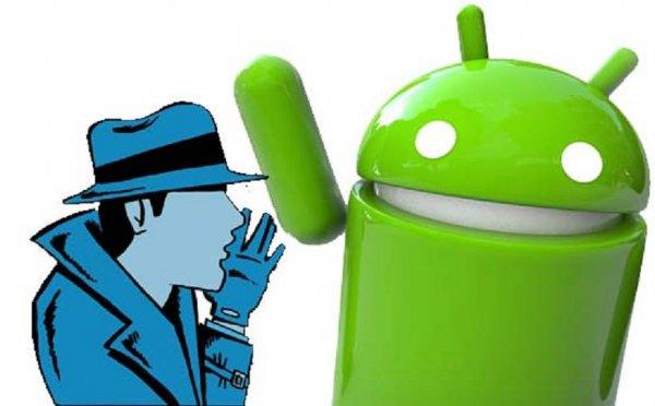 Android приложения шпионят за пользователями