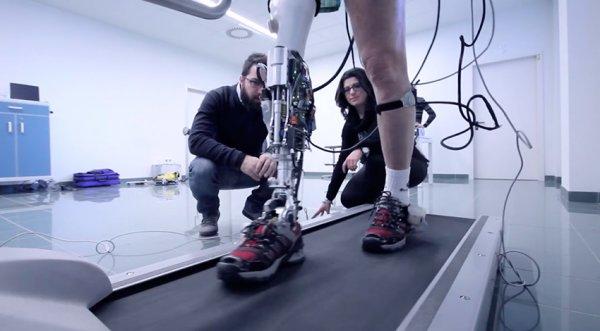Шотландские учёные разработали новую инновационную модель протеза